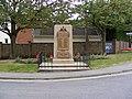 Wickham Market War Memorial - geograph.org.uk - 1457705.jpg