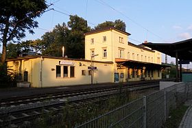 Image illustrative de l'article Gare Wiesbaden-Biebrich
