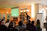 Wikimedia Hackathon Vienna 2017-05-19 opening 15.jpg