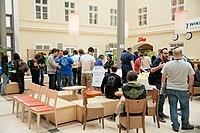 Wikimedia Hackathon Vienna 2017-05-20 The Sweet Taste of Austria 09.jpg