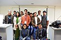 Wikimedians during the Wikipedia track at Global Congress on Intellectual Property and the Public Interest 2015.jpg