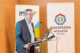 Wikipedia Weekend in Tirana 2015 84.JPG
