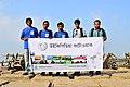 Wikipedians at Wikipedia Photowalk, Chittagong (02).jpg