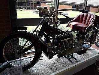 National Motorcycle Museum (UK) - Wilkinson 850
