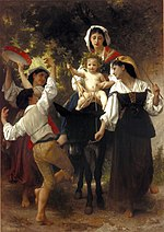 William-Adolphe Bouguereau (1825-1905) - Return from the Harvest (1878).jpg