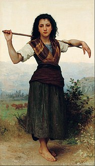 William-Adolphe Bouguereau - The Little Shepherdess - Google Art Project.jpg