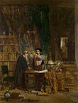 William Fettes Douglas - The Alchemist.jpg