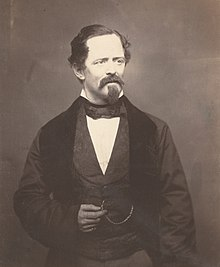Description de l'image William Henry Powell by Whitehurst Studio c1850.jpg.