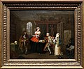 William hogarth, marriage a-la-mode, 1743 ca., 03 l'ispezione 1.jpg