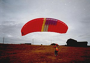 Wills Wing - Wills Wing AT 123 paraglider