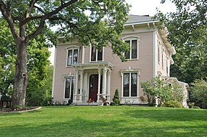 John Mason House (Winchester, Massachusetts) - Image: Winchester MA John Mason House
