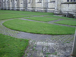 Winchester Cathedral Priory - Image: Winchester Old Minster