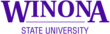 Winona State University wordmark.png