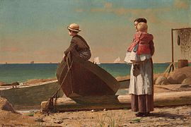 Winslow Homer - Dad's Coming!.jpg