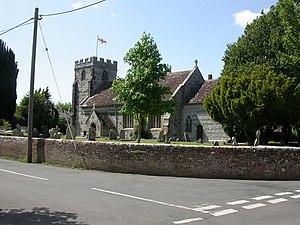 Winterborne Kingston - Image: Winterborne Kingston, St. Nicholas geograph.org.uk 1373689