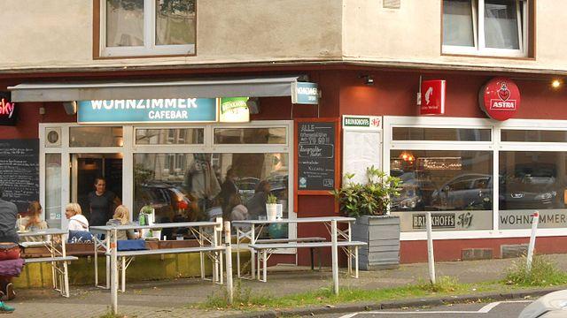 file:wohnzimmer cafébar, dortmund (1) - wikimedia commons, Wohnzimmer