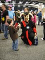 WonderCon 2011 - Mola Ram pulls the heart from another child slave (5593931486).jpg