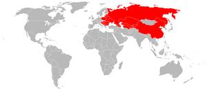 Tupolev Tu-2 - Operators of the Tu-2