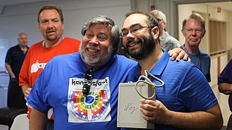 KansasFest - Steve Wozniak at KansasFest 2013