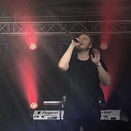 Wulf bij Parkfeest 2018 (Oosterhout NB)