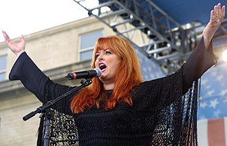 Wynonna Judd - Judd in May 2006