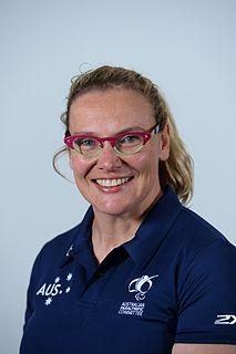Louise Ellery Australian paralympic athlete