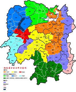 Waxiang Chinese language