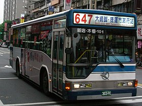 Xindian bus route 647.jpg