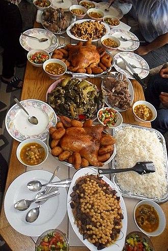 Kurdish cuisine - Traditional Kurdish food