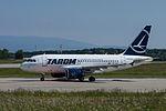YR-ASC Airbus A318-121 A318 - ROT (18665899370).jpg