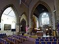 Y Santes Fair, Dinbych; St Mary's Church Grade II* - Denbigh, Denbighshire, Wales 88.jpg