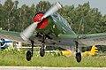 Yak-18a in flight (4738037933).jpg