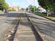 Yass Tram Dutton Street