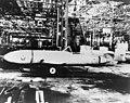 Yokosuka MXY 7 Ohka in hangar in 1945.jpeg