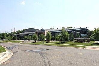 Ypsilanti Township, Michigan - Image: Ypsilanti District Library Whittaker Road