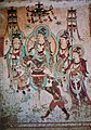 Yulin Cave 25 w wall Manjusri (Tang).jpg