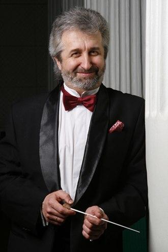 Kharkiv Philharmonic Society - Yuriy Yanko, Director of Kharkiv Philharmonic