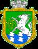 Huy hiệu của Yuzhnoukrainsk
