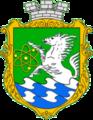 Yuzhnoukrainsk gerb.PNG
