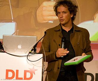 Yves Béhar - Béhar in 2008