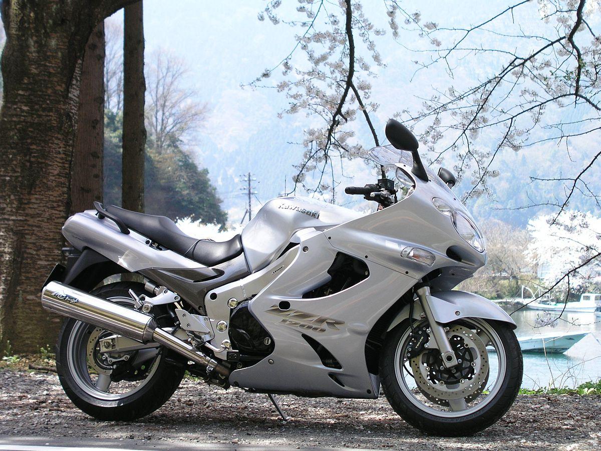 Kawasaki ZZ-R1200 - Wikipedia