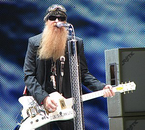 ZZ Top equipment - Image: ZZ Top