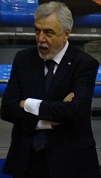 Zafer Kalaycıoğlu Fenerbahçe Women's Basketball vs Yakın Doğu Üniversitesi (women's basketball) TWBL 20180521.jpg