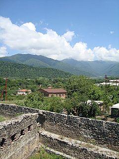 Zaqatala (city) City & Municipality in Zaqatala, Azerbaijan