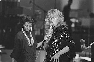 Marcha - Marga Bult in 1987