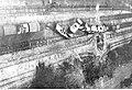 """Zbombardowany pociąg pancerny """"gen. Sosnkowski"""" (2-77).jpg"""