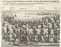 Zeegevechten voor de Hollandse kust tussen de Staatse vloot onder Tromp en de Engelse vloot onder Monck, 1653 Groot Zee-geveght tussen den Holl. Heer L. Adm. Tromp, en den Eng. Adm. Monk op den 8 August. 1653 (titel op , RP-P-OB-81.764.jpg