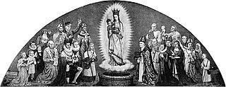 De zegepraal van Onze Lieve Vrouw in 't Zand