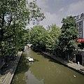 Zicht op de Utrechtse gracht met de werfkelders - Utrecht - 20396509 - RCE.jpg
