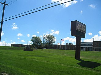 Zion, Illinois - Zion-Benton Township High School